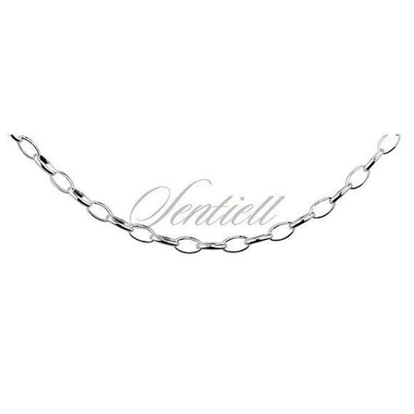 Silver (925) chain bracelet