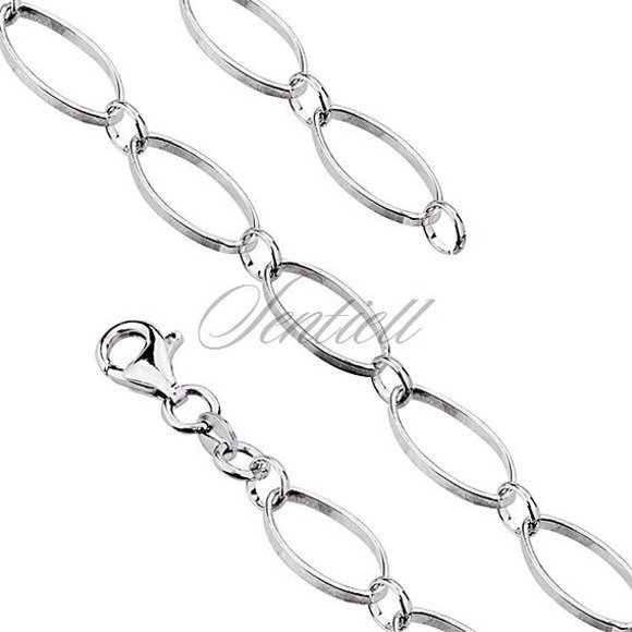 Silver (925) chain bracelet weight from 4,4g