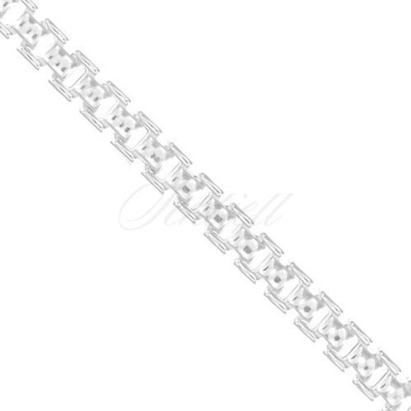 Srebrna bransoletka pr.925